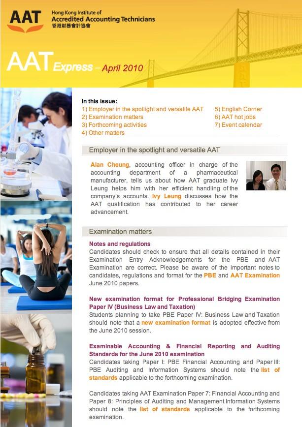 AAT Express April 10