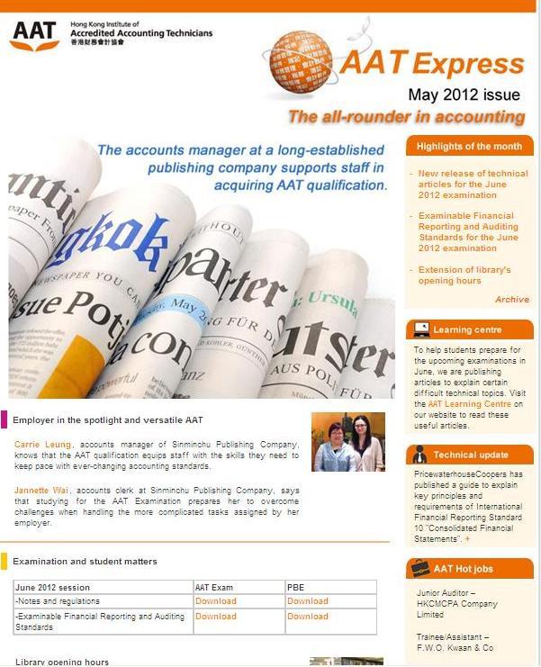 AAT Express May 12